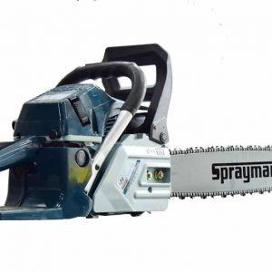 sprayman chainsaw
