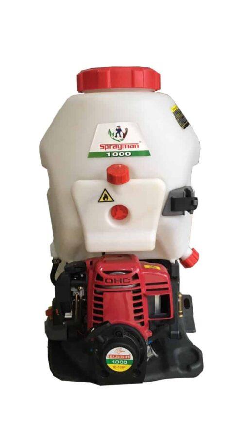 sprayman power sprayer