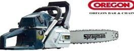 SPRAYMAN OR-CCM-220 20″ CHAINSAW WITH OREGON BAR & CHAIN