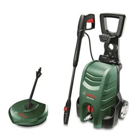 Bosch AQT 35-12 Plus 1500-Watt Home and Car Washer (Green, Black and Red)