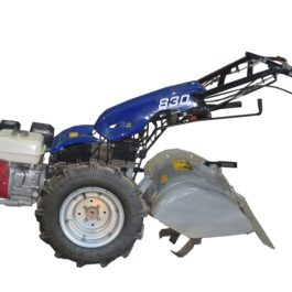 SPRAYMAN BSC-830 7 H.P BACK ROTARY POWER WEEDER/TILLER