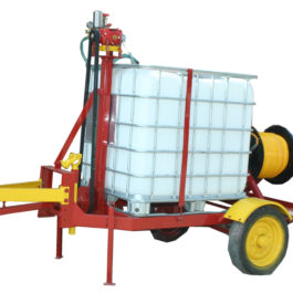 SPRAYMAN 1000LTR TRACTOR MOUNTED SPRAYER