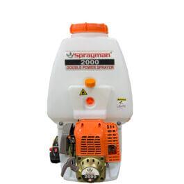SPRAYMAN-2000 DOUBLE POWER 4 STROKE SPRAYER