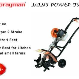 SPRAYMAN MT-5500 52cc MINI TILLER