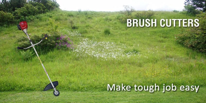 sprayman honda brush cutter