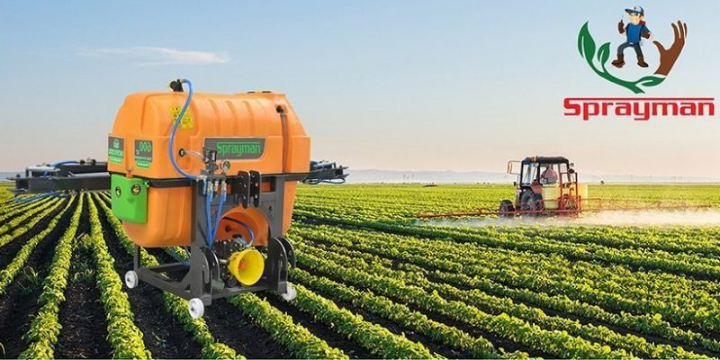 sprayman boom sprayer